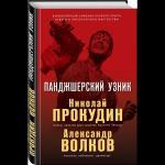Книга «Панджшерский узник» Прокудин Николай Николаевич, Волков Александр Иванович