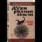 Книга «Духи рваной земли» Залер С.К.
